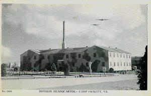 Fort Pickett History