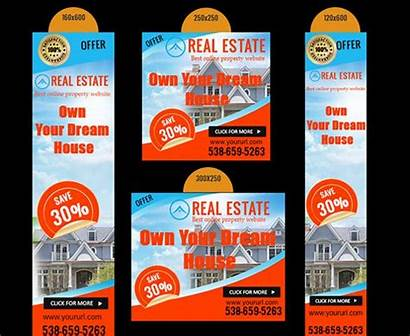 Ad Estate Banners Banner Ads Sample Template
