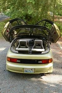 Rare Toyota Sera With 5 Speed Manual Transmission  Jdm Rhd