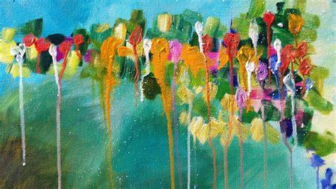 abstract acrylic painting weneedfun
