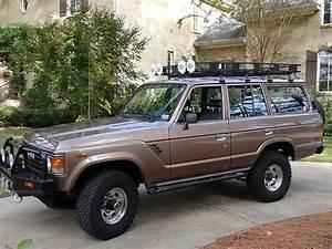 Purchase Used 1987 Toyota Land Cruiser Fj60 Restored Winch