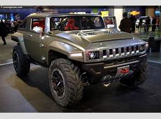 Hummer HX Concept, Price, Specs, Release Date