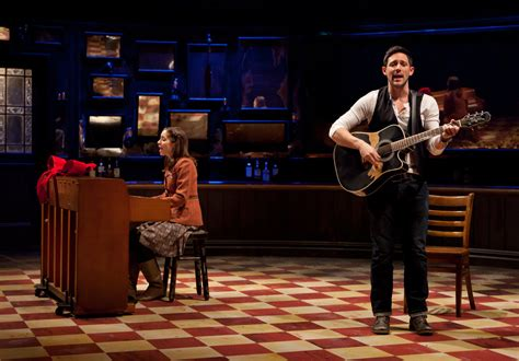 'once,' The Musical, At New York Theater Workshop