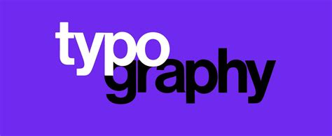 getting typography right in digital design springboard