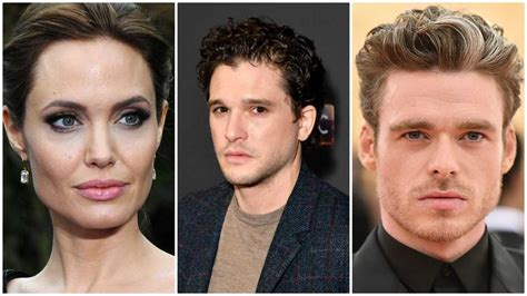 Marvel's Upcoming 'The Eternals' Has Angelina Jolie, Kit ...