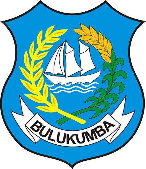 logo kabupaten bulukumba sulawesi selatan kla