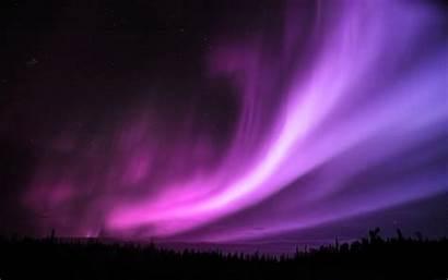 Aurora Purple Borealis Resolutions Wallpapers 1600 Hdwallpapers