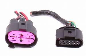 Cooling Fan Module Pigtails Plugs Connectors Vw Beetle