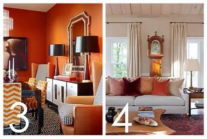 Monochromatic Orange Simple Palette Way
