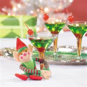 elf cocktail free christmas recipes coloring pages for kids santa letters free n fun