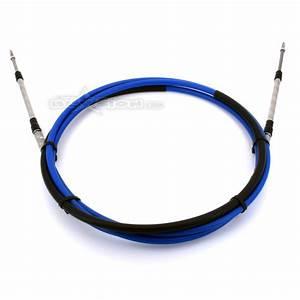 Blowsion  Oem Kawasaki Steering Cable - 750