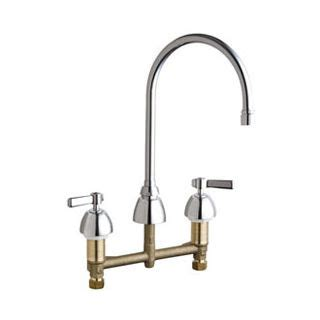 commercial grade kitchen faucets chicago faucets 201 agn8ae3vpcabcp chrome commercial grade high arch kitchen faucet with lever