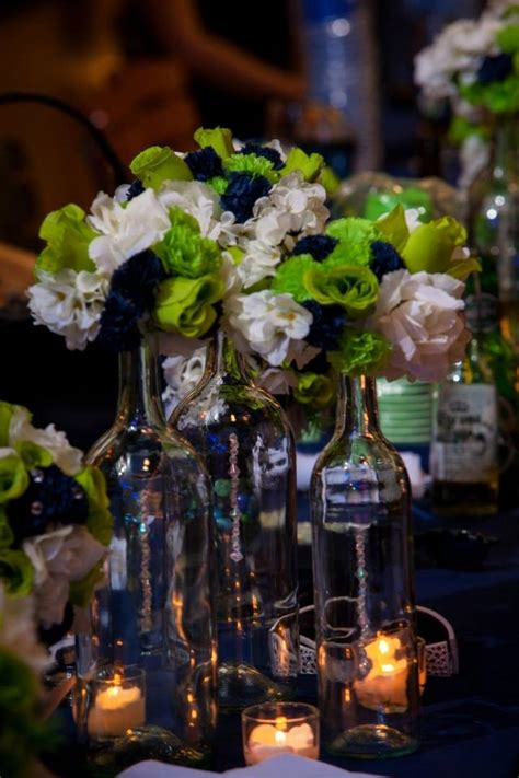 diy wine bottle centerpieces tradesy weddings