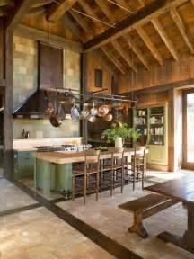 wood island kitchen 64 unique kitchen island designs digsdigs