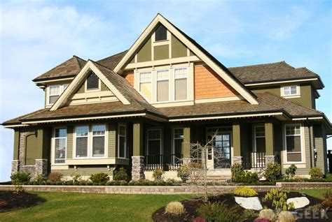 build green home what are the different types of green home building