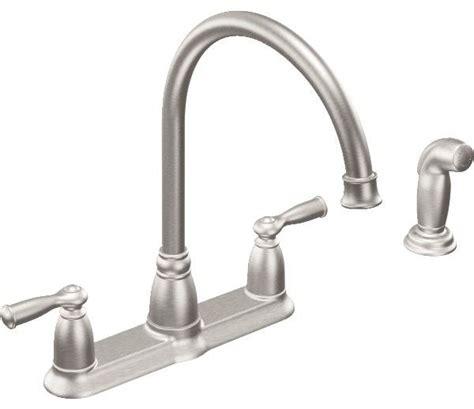 moen caldwell kitchen faucet stainless moen caldwell kitchen faucet stainless 28 images shop