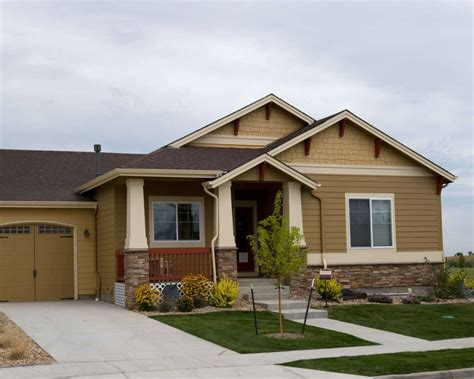 Ranch House Exterior Remodel Ideas — House Style And Plans