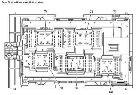 Cadillac Ext Fuse Box Diagram