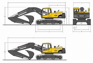 Volvo Ec55 Compact Excavator Workshop Service Repair