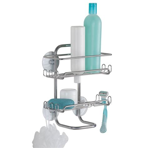 Shower Accessories Suction top 10 best bathroom shower caddy shelves in 2017 reviews