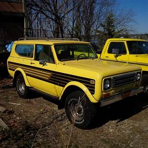 1979 International Harvester Scout Ll For Sale  Photos