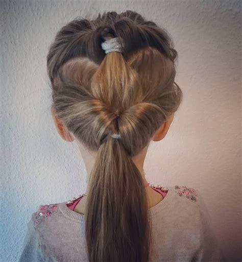 penteados  meninas tendencias modernas  criancas tendencias da moda