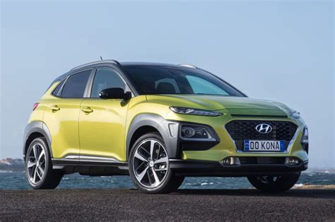 hyundai kona review australia hyundai cars review