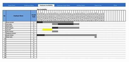 Gantt Chart Excel Template Simple Sampletemplatess Templates