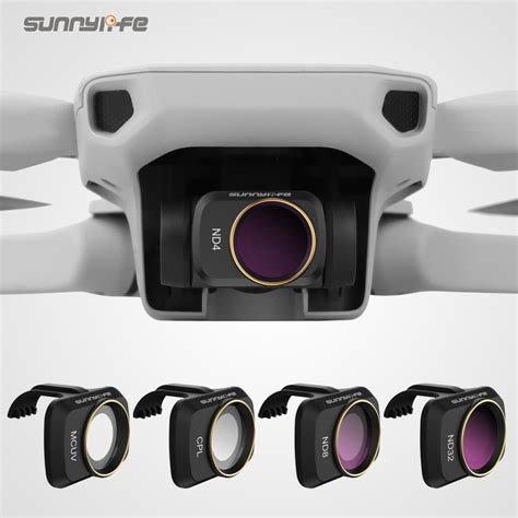 sunnylife camera lens filter mcuv     cpl ndpl filters  mavic mini