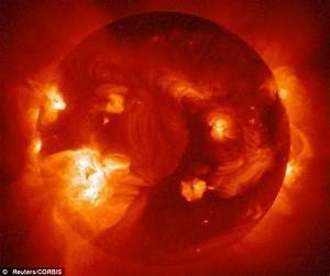 Are YOU prepared for a solar storm? World will get 12 ...