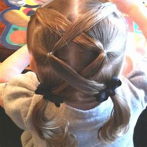 Daily Hairstyles For Cute Easy Hairstyles For Little Girls