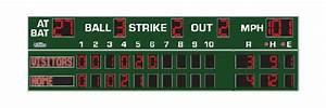 Scoreboard  8341ls