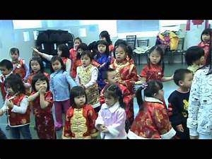 Children choir rehearsal - Gong Xi Gong Xi , Jan 3rd - YouTube