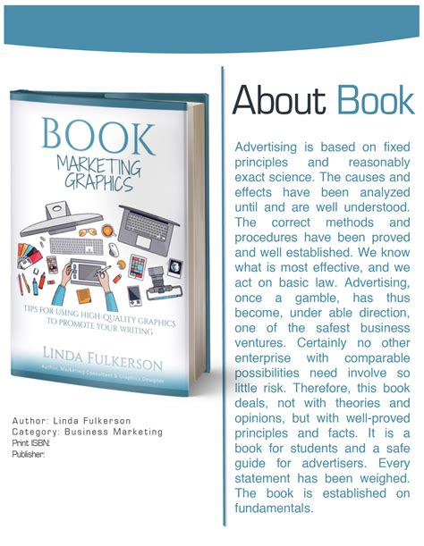 branded media kits book marketing graphics