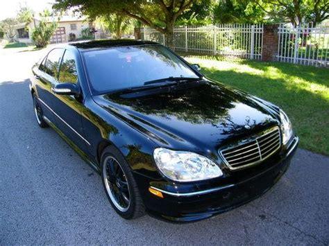 Buy Used 2004 Mercedes-benz S430 4matic Sedan 4-door 4.3l