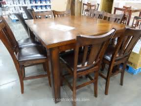 costco dining room sets regal living chandler 9 counter height dining set