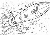 Coloring Space Pages Printable Colouring Ship Rocket Print Worksheets Activity Adult Adults Alien Funnycrafts Related Posts Cute Village Explore sketch template