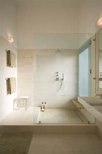 25 open shower ideas - Open Shower Bathroom Design