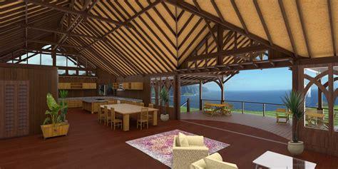 walkthrough   bali style prefab wooden homes