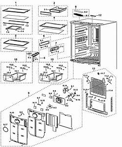 Samsung Rf197acrs  Xaa