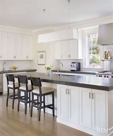 classic white kitchen two classic white kitchens to copy maria killam the 974 | luxekitchen