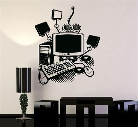 Computer Wall Decals - Elitflat
