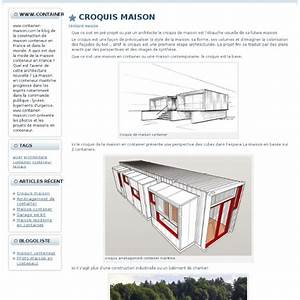 Stunning plan des maison en container contemporary for Good plan de maison 2 etage 8 maisons container a mn architecture guadeloupe