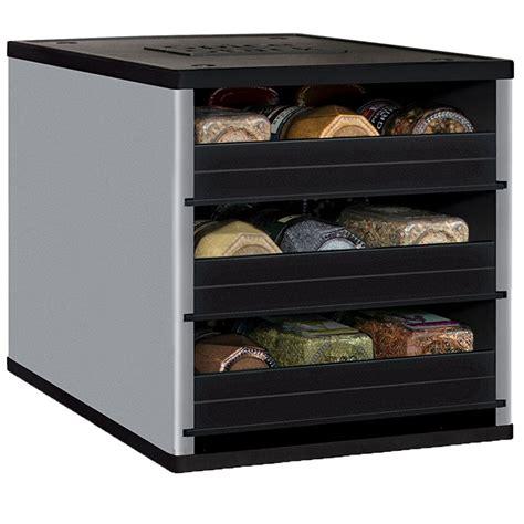Countertop Spice Cabinet