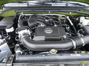 2012 Nissan Xterra S 4 0 Liter Dohc 24