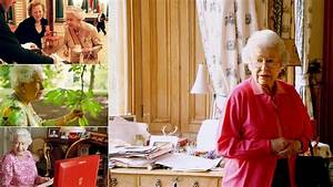 A minute-by-minute glimpse into the Queen's daily routine ...