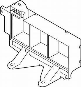 Jaguar Xf Fuse Box  Junction Block  Engine Compartment