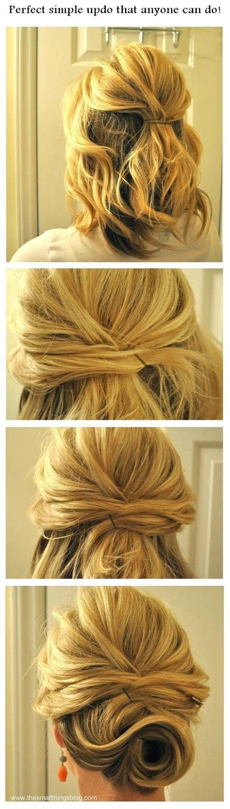 10 amazing step by step hairstyles for medium length hair