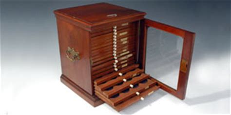 coin cabinets for sale coin cabinet antique mahogany twenty trays lot no 343