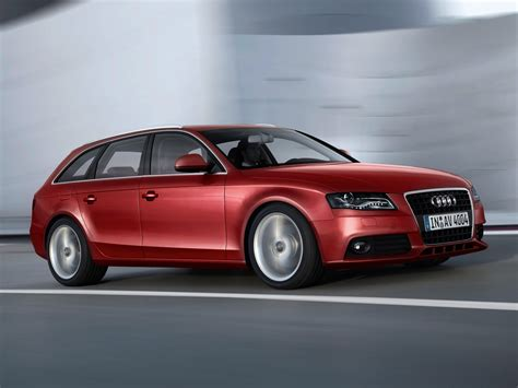 Audi A4 Avant by The New Audi A4 Avant Driving In A New Dimension